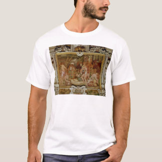 The Catanaean Twins, Anapias and Amphinamus T-Shirt