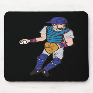 The Catcher Mouse Pad