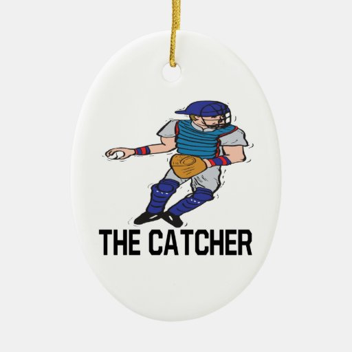 The Catcher Christmas Tree Ornaments