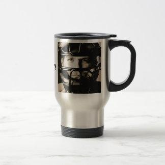 The Catcher Travel Mug