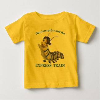 The Caterpillar and the Express Train (Sally) Tee Shirt