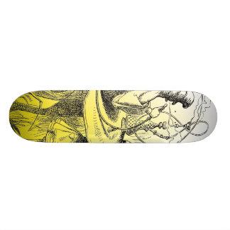 The Caterpillar Skateboard Deck