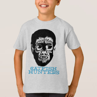 The Catfish Hunters • Wolfboy Shirt Kids Unisex