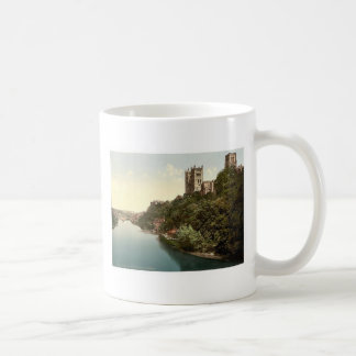 The cathedral and castle from the bridge, Durham, Coffee Mug