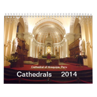 The Cathedral Calendar of 2014