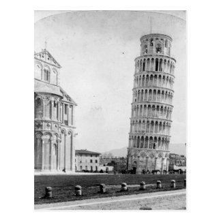 The Cathedral & Campanile Pisa, Italy Postcard
