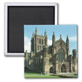 The Cathedral Church of the Blessed Virgin Mary an Fridge Magnet