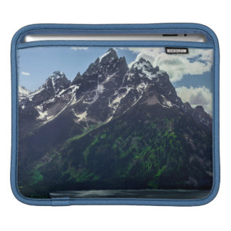 The Cathedral Group In Grand Teton National Sleeves For iPads