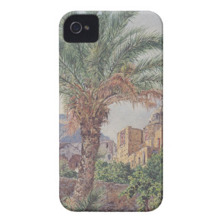 The Cathedral of Capri by Rudolf von Alt Case-Mate iPhone 4 Case