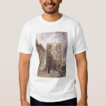The Cathedral of Notre Dame, Paris, 1836 Tees