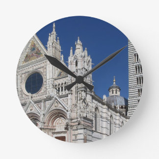 The cathedral of Saint Mary of the Assumption Round Clock