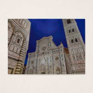 The Cathedral of Santa Maria del Fiore Business Card