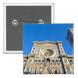 The cathedral Santa Maria del Fiore , Firenze, Button