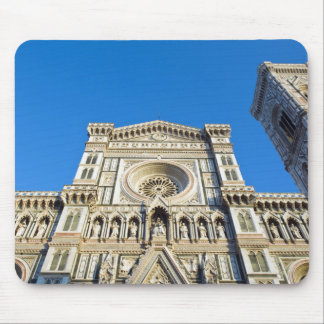 The cathedral Santa Maria del Fiore , Firenze, Mouse Pad