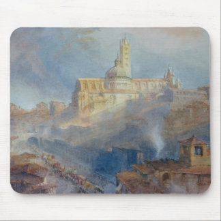 The Cathedral, Siena, 1902 Mouse Pad