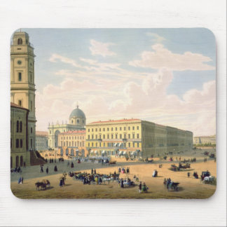 The Catholic Church and Mikhailovskaya Street Mouse Pad