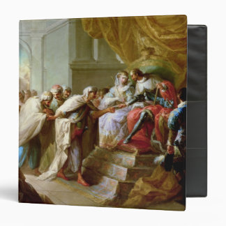 The Catholic King and Queen 3 Ring Binder