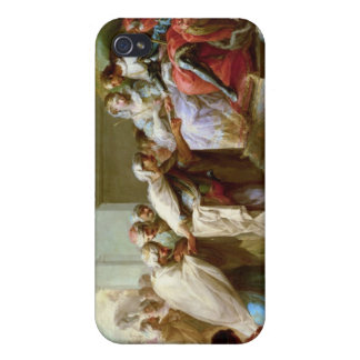 The Catholic King and Queen iPhone 4 Cases