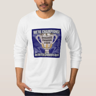 170a6754df0 2009 Champions T-Shirts - T-Shirt Design   Printing