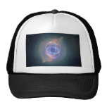 The Cat's Eye Nebula Dying Star Gas and Dust Trucker Hat
