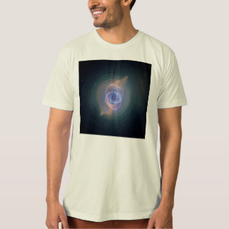 The Cat's Eye Nebula Dying Star Gas and Dust T-Shirt