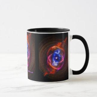 The Cats Eye Nebula Mug
