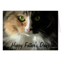 The Cat's Eyes Cards Happy Father's Day