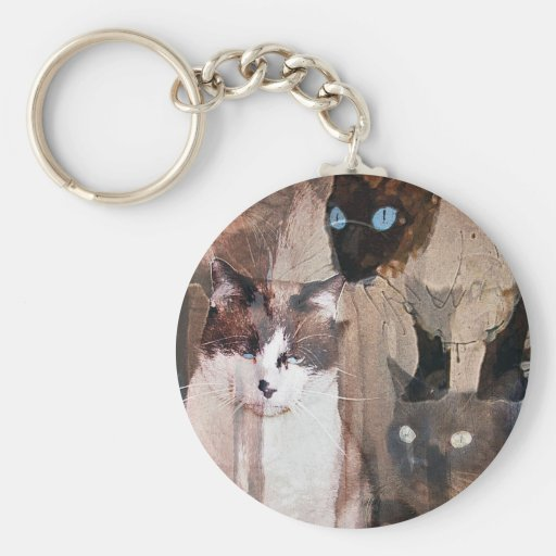 The Cats Key Chains