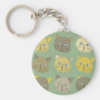 the cats keychain