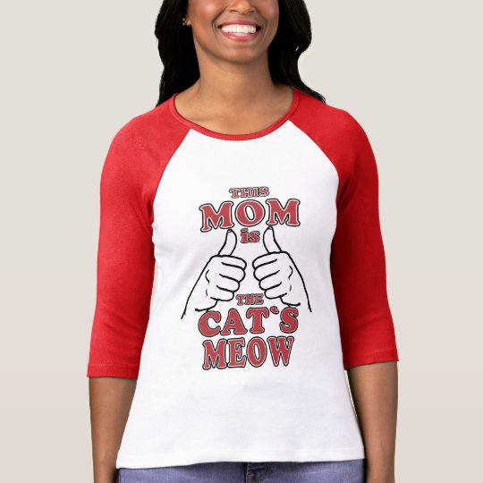 The Cat's Meow Graphic Tee