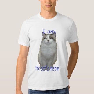 The Cats Meow T Shirt