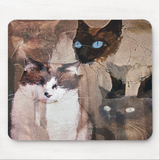 The Cats Mousepads