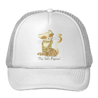 "The ""Cat's Pajamas"" Trucker Hat"