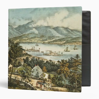 The Catskill Mountains 3 Ring Binder