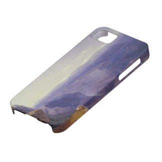 The Caucasus by Ivan Aivazovsky iPhone 5 Cases