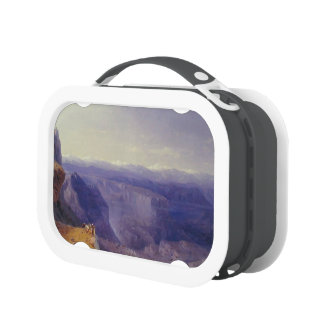 The Caucasus by Ivan Aivazovsky Yubo Lunch Box