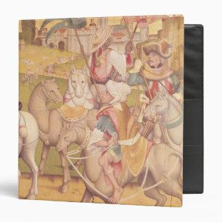 The Cavalcade of the Magi, c.1460 Binder