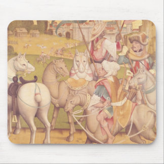 The Cavalcade of the Magi, c.1460 Mouse Pad