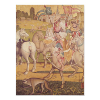 The Cavalcade of the Magi, c.1460 Poster