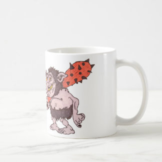 The Cave Man Coffee Mug