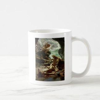 The Cave of the Storm Nymphs, 1903 (oil on canvas) Classic White Coffee Mug