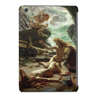 The Cave of the Storm Nymphs, 1903 (oil on canvas) iPad Mini Retina Cover