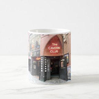 The Cavern Club in Liverpool's Mathew Street Coffee Mug