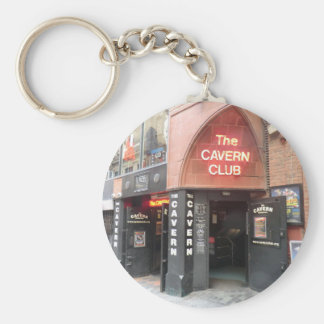 The Cavern Club in Liverpool's Mathew Street Key Chains