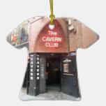 The Cavern Club in Liverpool's Mathew Street Ornaments