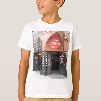 The Cavern Club in Liverpool's Mathew Street T-Shirt
