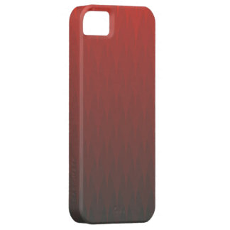 The Cavern of Red iPhone 5 Cover
