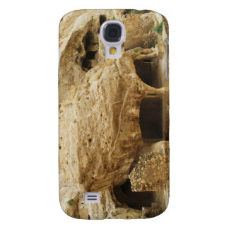 The CAVES of the City of Hasankeyf, Turkey Galaxy S4 Cover