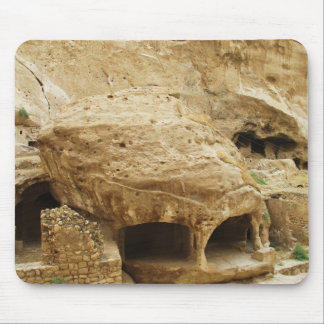 The CAVES of the City of Hasankeyf, Turkey Mouse Pad