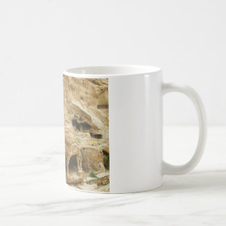 The CAVES of the City of Hasankeyf, Turkey Mugs